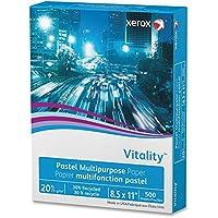 xer3r11055–XEROX Vitalityパステル多目的紙–ゴールデンロッド