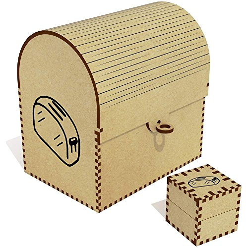 Azeeda 'Elektrischer Toaster' Groß Schatztruhe / Schmuckschatulle (TC00027449)