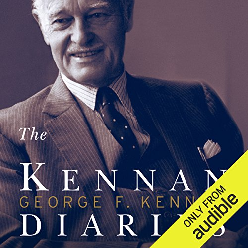 The Kennan Diaries audiobook cover art
