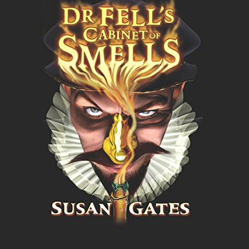 Dr Fell's Cabinet of Smells cover art