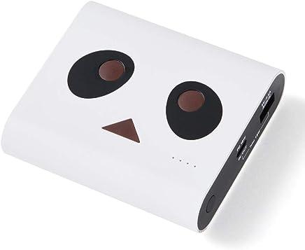 cheero Power Plus Danboard Version 13400mAh PD18W 大容量 モバイルバッテリー (パワーデリバリー対応) 2ポート出力 Type-A Type-C 対応機種へ超高速充電 iPhone, Android AUTO-IC搭載 PSEマーク付 Power Delivery 3.0 対応 AtoCケーブル・CtoCケーブル付 CHE-097 (Panda White)