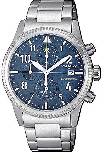 orologio cronografo uomo Vagary By Citizen Flyboy sportivo cod. IA9-811-71