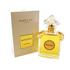 Mitsouko by Guerlain for Women 2.5 oz Eau de Parfum Spray Guerlain Packaging for this product may vary from that shown in the image above This item is not for sale in Catalina Island This item is not for sale in Catalina Island