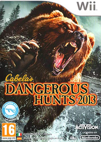 Cabela´s Dangerous Hunts 2013