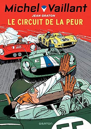 Michel Vaillant - tome 3 - Michel Vaillant 3 (rééd. Dupuis) Circuit de la peur (Le)