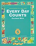Great Source Every Day Counts: Teacher's Guide Grade 5
