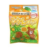 八雲製菓 朝摘み果樹園みかんゼリー 45g×6袋
