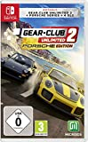 Gear Club Unlimited 2: Porsche-Edition - [Nintendo Switch]