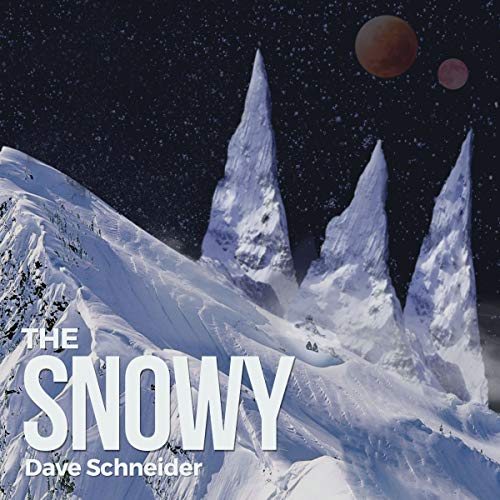 The Snowy audiobook cover art