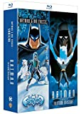 Batman Films animés - Collection de 2 films : Batman contre le fantôme masqué + Batman & Mr. Freeze: Subzero [Francia] [Blu-ray]