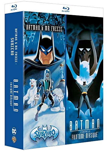 Batman Films animés - Collection de 2 films : Batman...