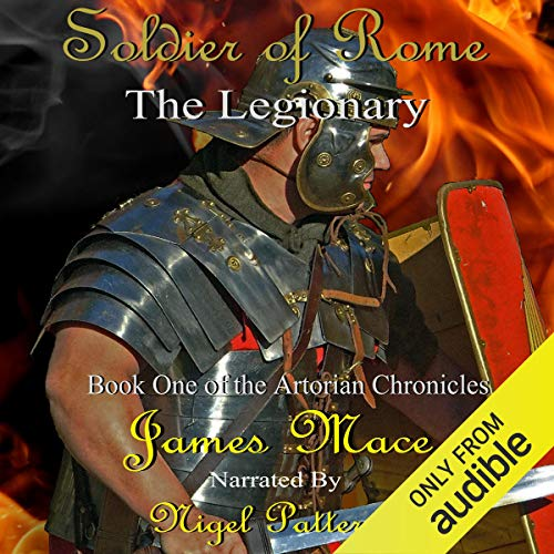 Soldier of Rome cover art