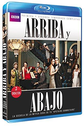 Arriba y Abajo Temporada 1 y 2 [Blu-ray]