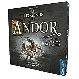 Giochi Uniti- Leggende di Andor-L'Ultima Speranza Gioco, Multicolore, GU608