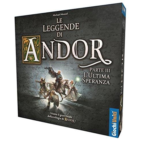 Giochi Uniti gu608–Die Legenden von Andor die letzte Hoffnung