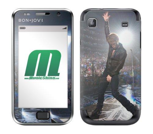 Unbekannt MusicSkins Bon Jovi Jon Bon Jovi Schutzfolie Samsung Galaxy S Plus