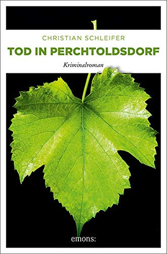 Buchseite und Rezensionen zu 'Tod in Perchtoldsdorf: Kriminalroman' von Schleifer, Christian