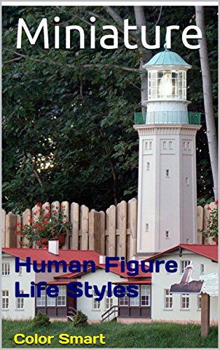 Miniature: Human Figure Life Styles (Photo Book Book 52) (English Edition)