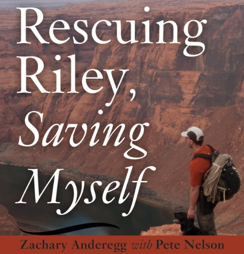 Rescuing Riley, Saving Myself audiobook cover art