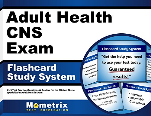 51KahNW2rfL - Adult Health CNS Exam Flashcard Study System: CNS Test Practice Questions & Review for the Clinical