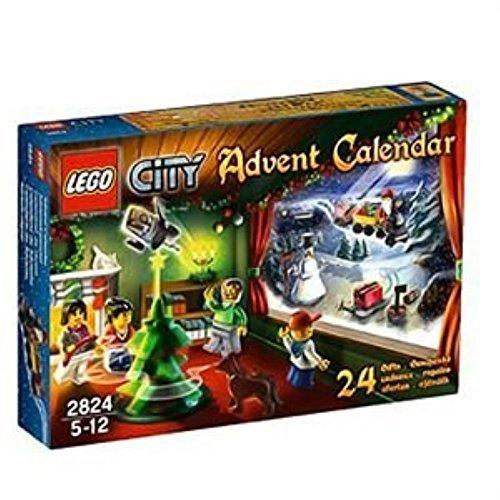LEGO City 2824 - Calendario d'Avvento