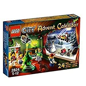 © 2010 The LEGO Group / Amazon.co.jp - レゴ シティ アドベントカレンダー(2010年) 2824