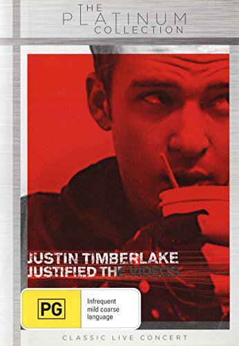 Justin Timberlake - Justified: The Videos - The Platinum Collection