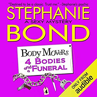 4 Bodies and a Funeral audiobook cover art