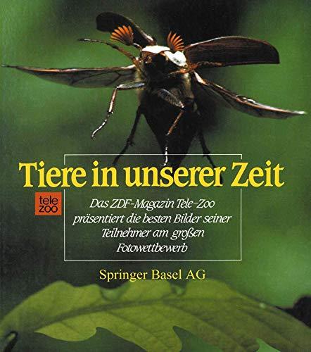 Tiere in unserer Zeit: Das beliebte ZDF-Magazin Tele-Zoo präsentiert die besten Bilder seiner Teilnehmer am großen Fotowettbewerb
