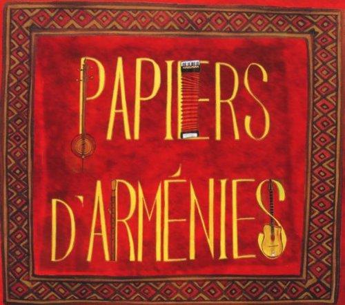 Papiers d' Armenies
