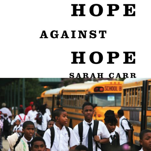 Hope Against Hope audiobook cover art