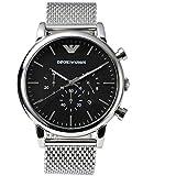 (エンポリオアルマーニ) EMPORIO ARMANI メンズ腕時計 #AR1808 並行輸入品