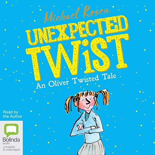 Unexpected Twist audiobook cover art