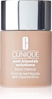 Clinique Anti-Blemish Solutions Liquid Makeup - # 06 Fresh Sand (M) - Dry To Oily Skin by Clinique for Women - 1 oz Founda...