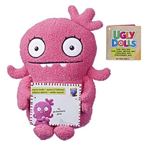 Hasbro UglyDolls Brieffreunde Plüschpuppe Moxy, ca. 22 cm groß