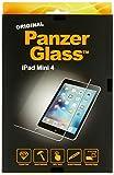 PanzerGlass Bildschirmschutzglas (Anti-Fingerprint); passend für Apple iPad Mini 4, Klar