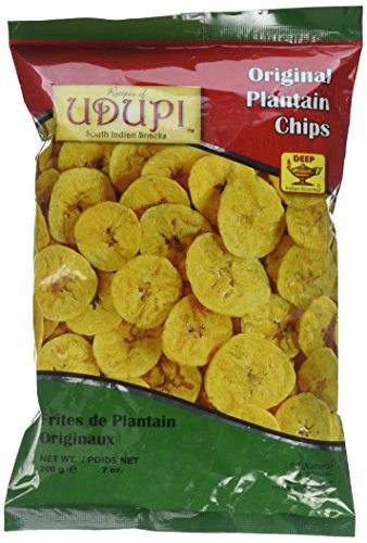 Udupi Plantain Chips 200g