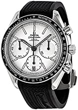 Omega Speedmaster Racing Automatic Chronograph Silver Dial Stainless Steel Mens Watch 32632405002001