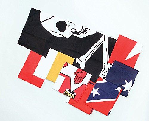 Skull & Crossbones flag 3' x 5'