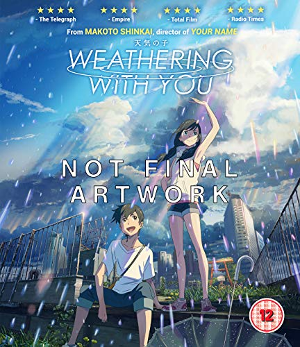 Weathering With You [Collector's Combi] [Blu-ray]