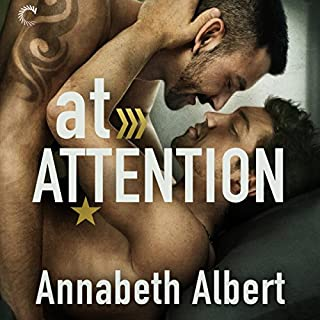 At Attention audiobook cover art