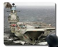 ステッチ付きマウスパッド、航空母艦ロシアの航空母艦提督クズネツォフ大ゲームマット