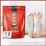 Ginger Foot Detox Patch - Coussinets Pieds Absinthe Éliminer Toxines Corporelles,...