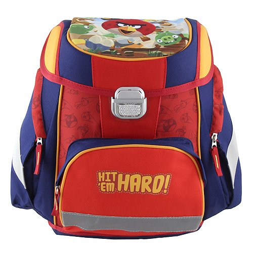 Target GT Angry Birds Cartable, 39 cm, 24 liters, Rouge...