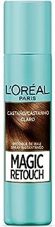 Tintura Spray Magic Retouch Castanho Claro Unit, Loréal
