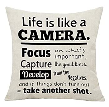 Best decorative pillows with sayings Reviews
