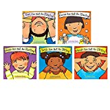 Constructive Playthings Good Behavior Board Books, Set of 5 Books Appropriate for All Ages