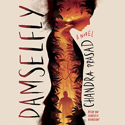 Damselfly audiobook cover art