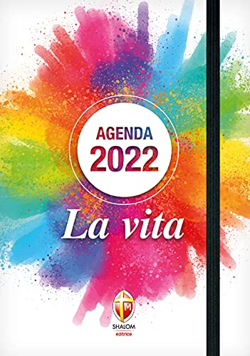 AGENDA GIORNALIERA TASCABILE 2022 - LA VITA