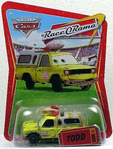Disney   Pixar CARS Movie 1 55 Die Cast Car Series 4 Race-O-Rama Todd Pizza Planet Truck by Disney